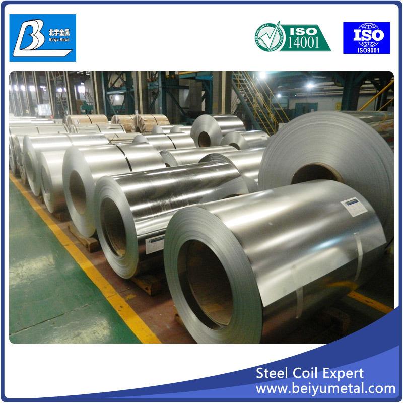 Galvanized Steel Coil in Sheet - Zero Spangles