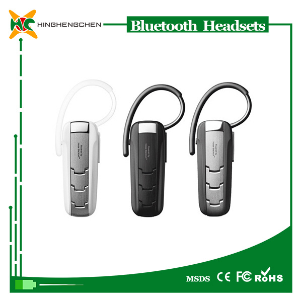 Bluetooth Wireless Headset Stereo Headphone for Jabra Transcendency 2