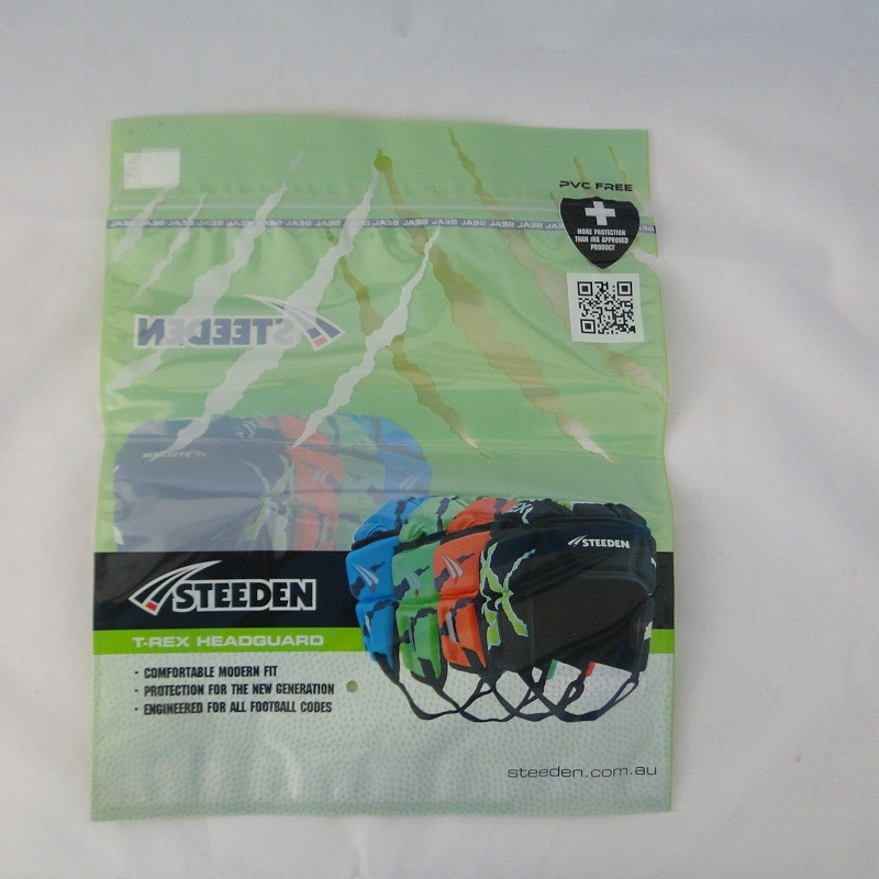 Plastic Ziplock Packing Bag with Printing