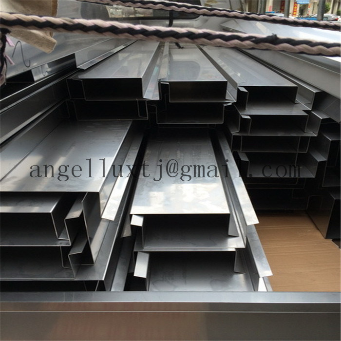 Decoration Stainless Steel Metal Tile Trim Home Hotel Office Projects
