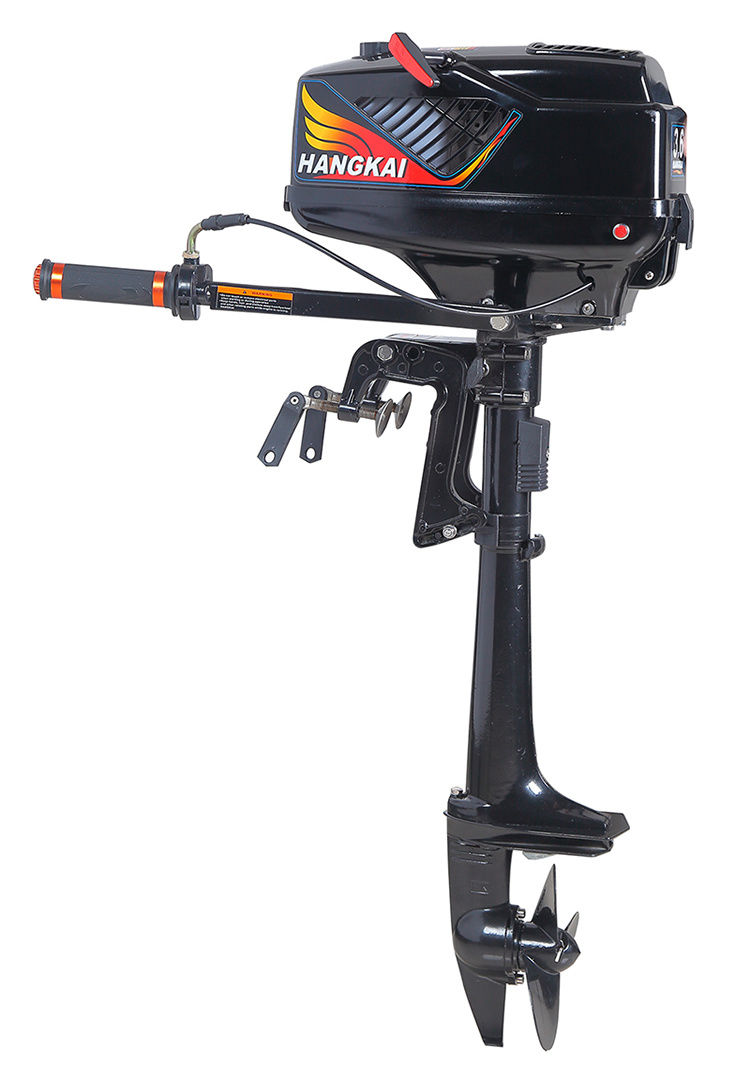 Water Cooled 3.6HP Outboard Motor 2 Stroke Boat Engine