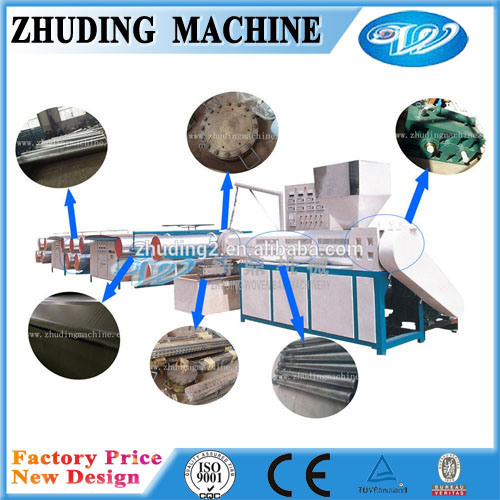 PP Tape Extruder Machine PP Bag