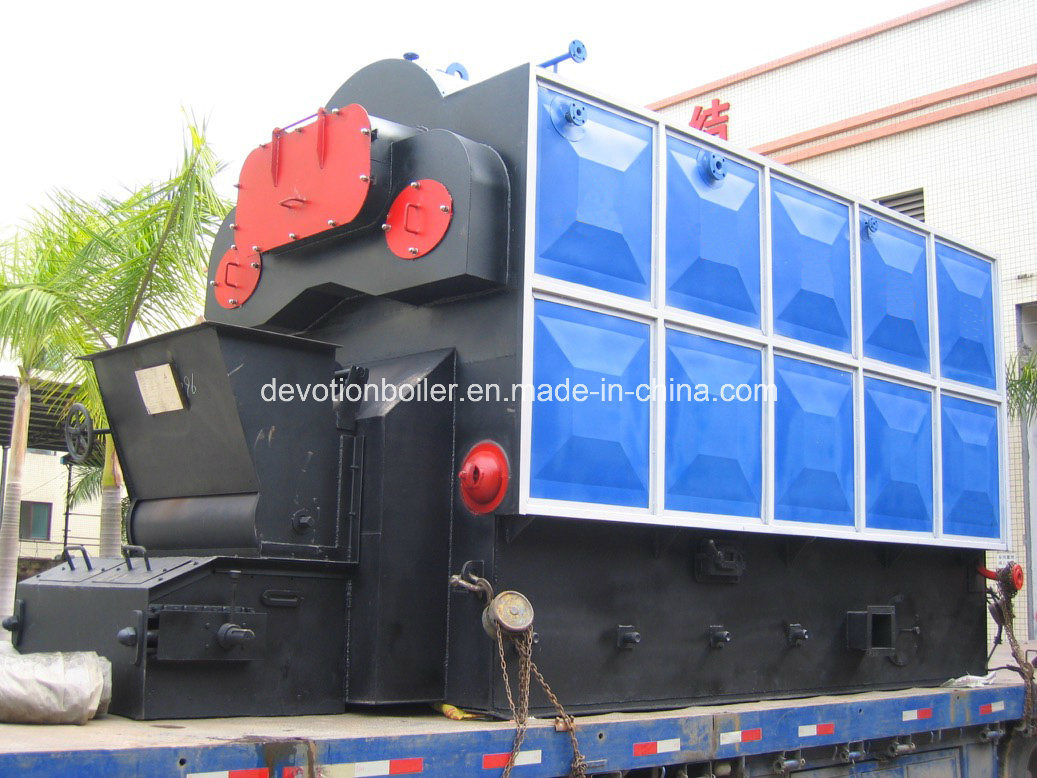 Hot Sale 3 T/H Fully Automatic Coal Fired Steam Boiler