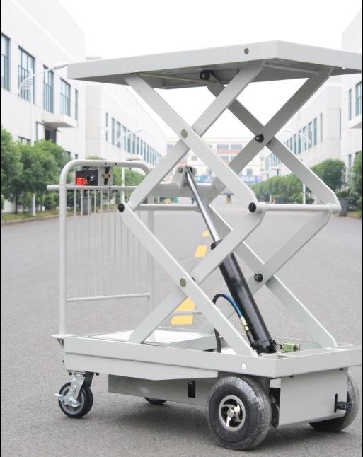 Electric Hydraulic Scissor Lift Table (HG-1160)