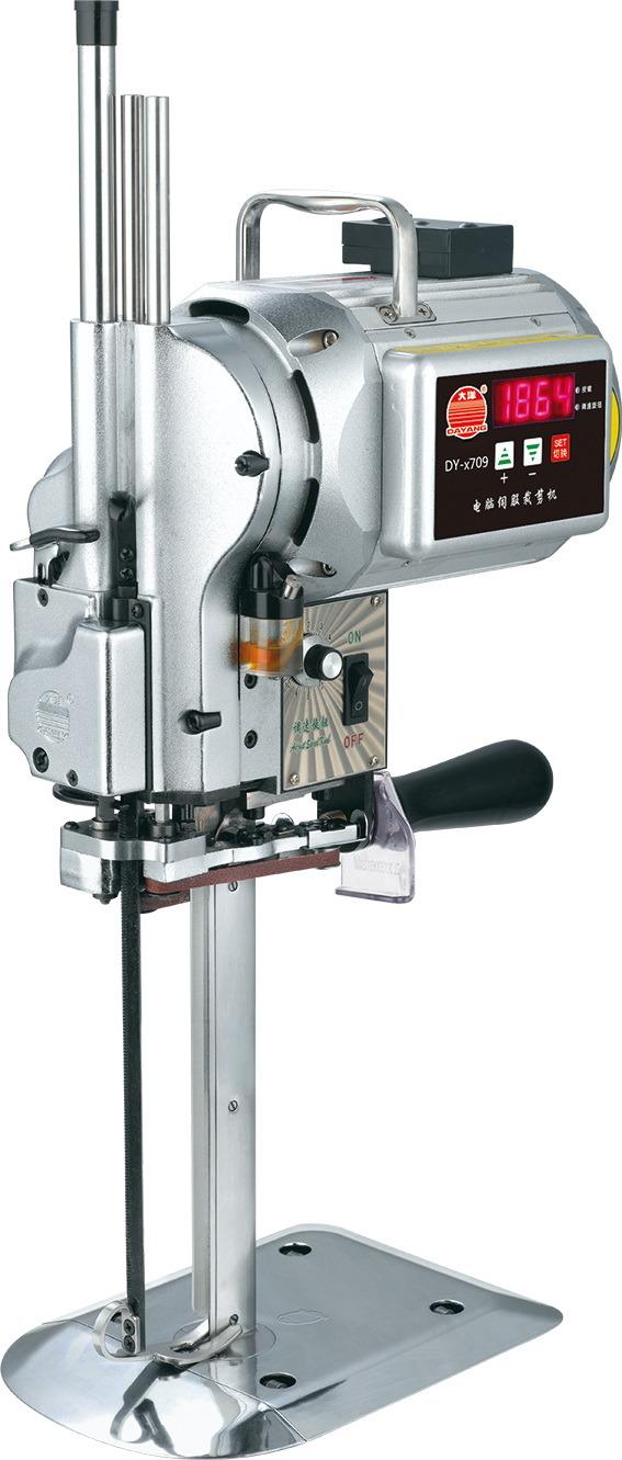 Ce Computerized Straight Knife Cutting Machine Cloth Cuter OEM/ODM (DY-X709)