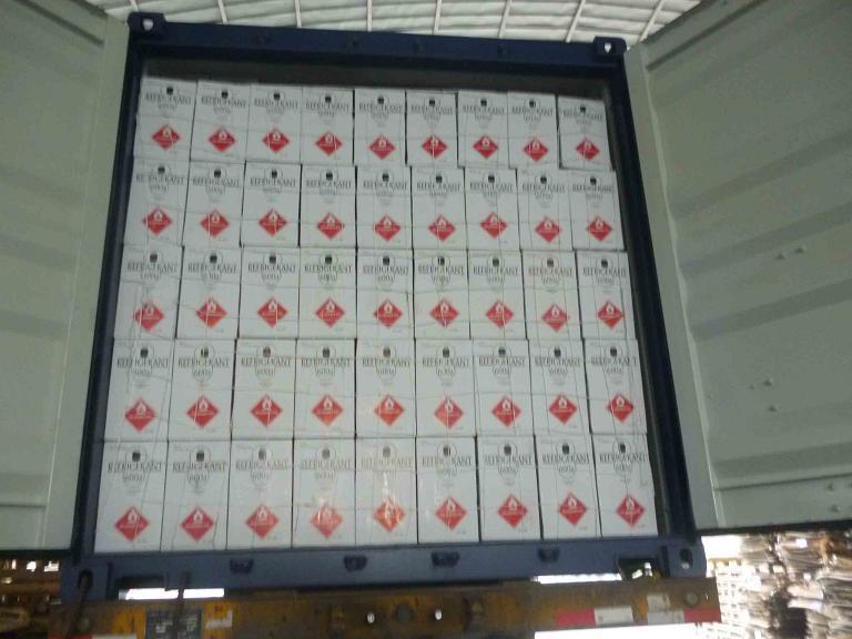 High Purity Gas Refrigerant R-134A