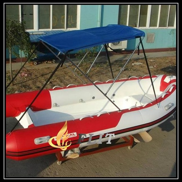 Fishing Boat Inflatable Kayak, Semi-Rigid Inflatable Boat