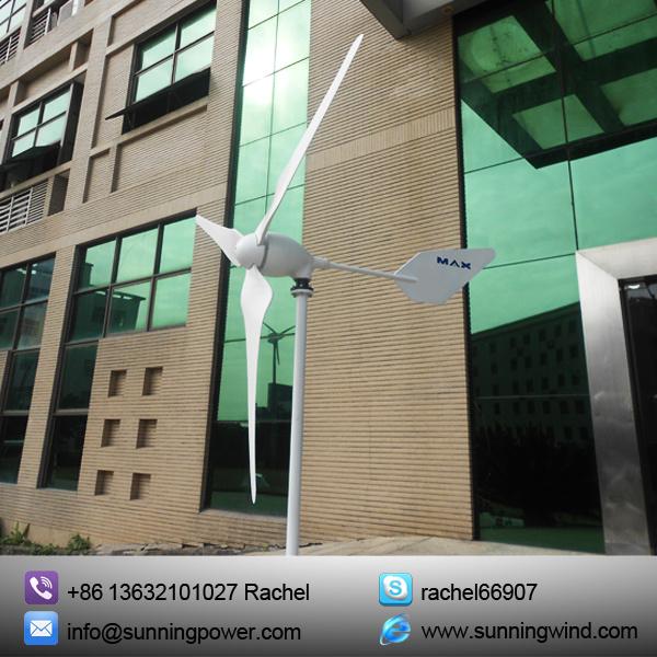 Permanent Magnet Small Wind Turbine (Sunning 1000W)