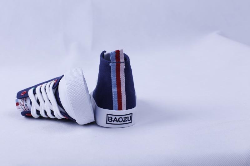 Vulcanized Shoes Rubber Outsole Canvas Bz1615