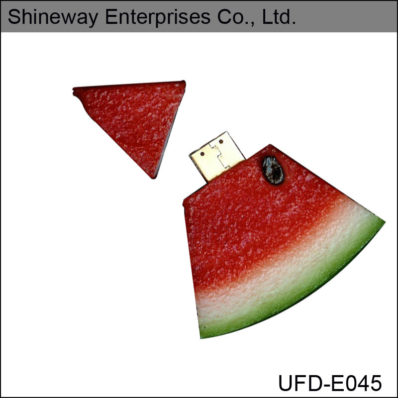 Food usb flash drive watermelon e045 photos pictures - Cuisine flash but ...