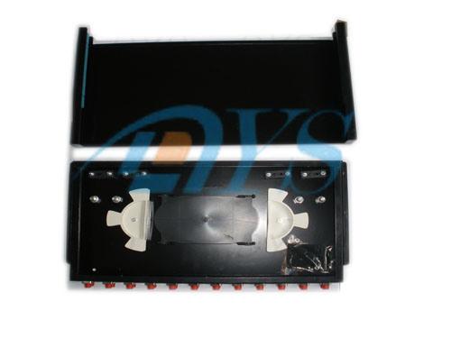 Rack Mounted 24 Ports FC Fiber Optic Patch Panel