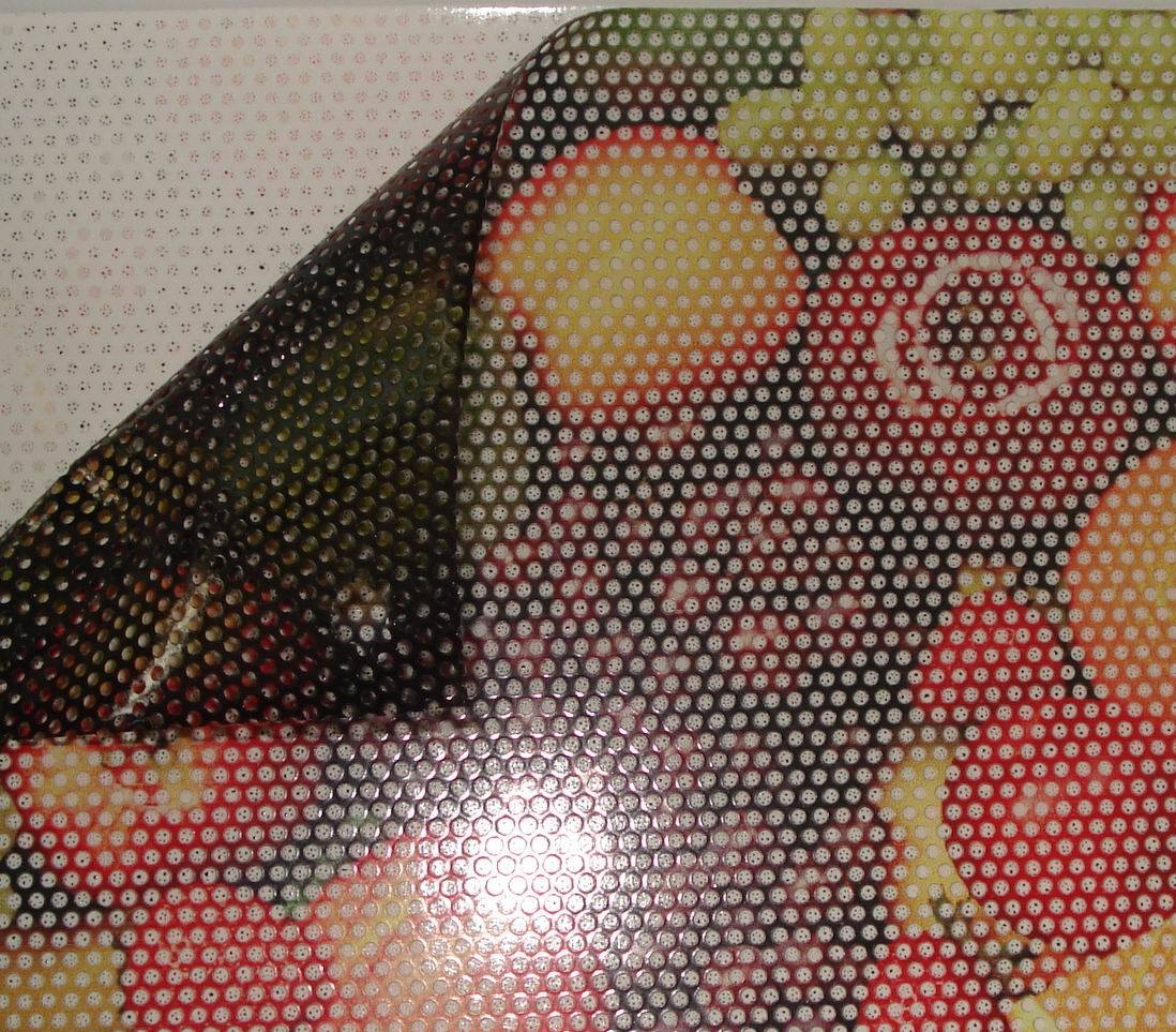 China Huacai One Way Vision Laser Film Photos & Pictures - Made-in ...