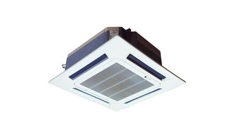 Cooling and Heating Air Conditioner Green Ceiling Mounted Air Conditioner