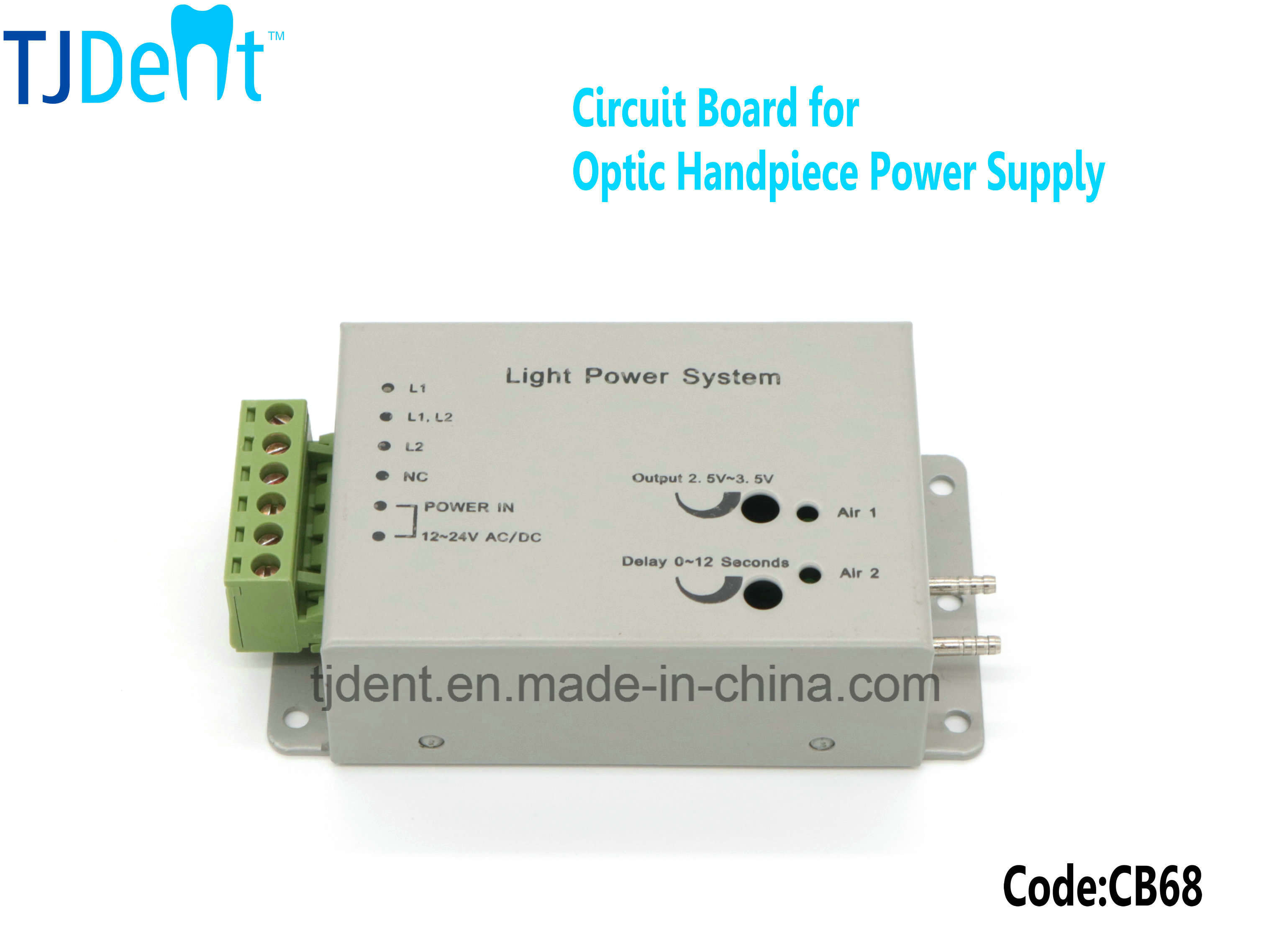 Dental Unit Circuit Board for Optic Handpiece Power Supply (CB68)