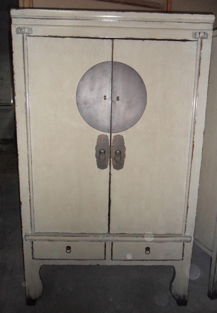 Antique Wardrobe Wedding Cabinet (LWA502)