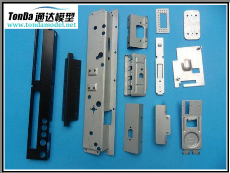 Metal Sheet Machining Products /Metal Sheet Stamping Bending Parts