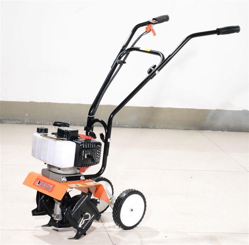 Gasoline Engine, 2stroke, 2HP Mini Power Tiller with Ie44f-5 Engine