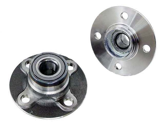 Wheel Parts for Nissan 512025- Wheel Hub Unit