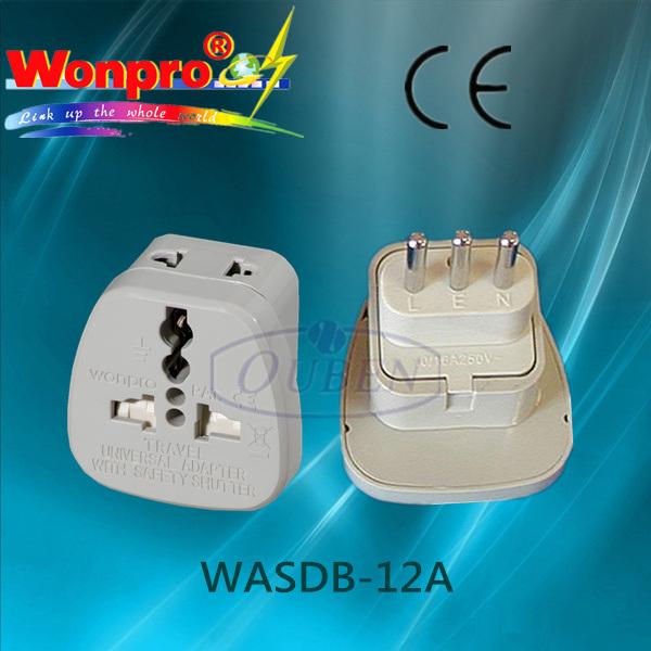 Universal Travel Adaptor - Wasdb-12A
