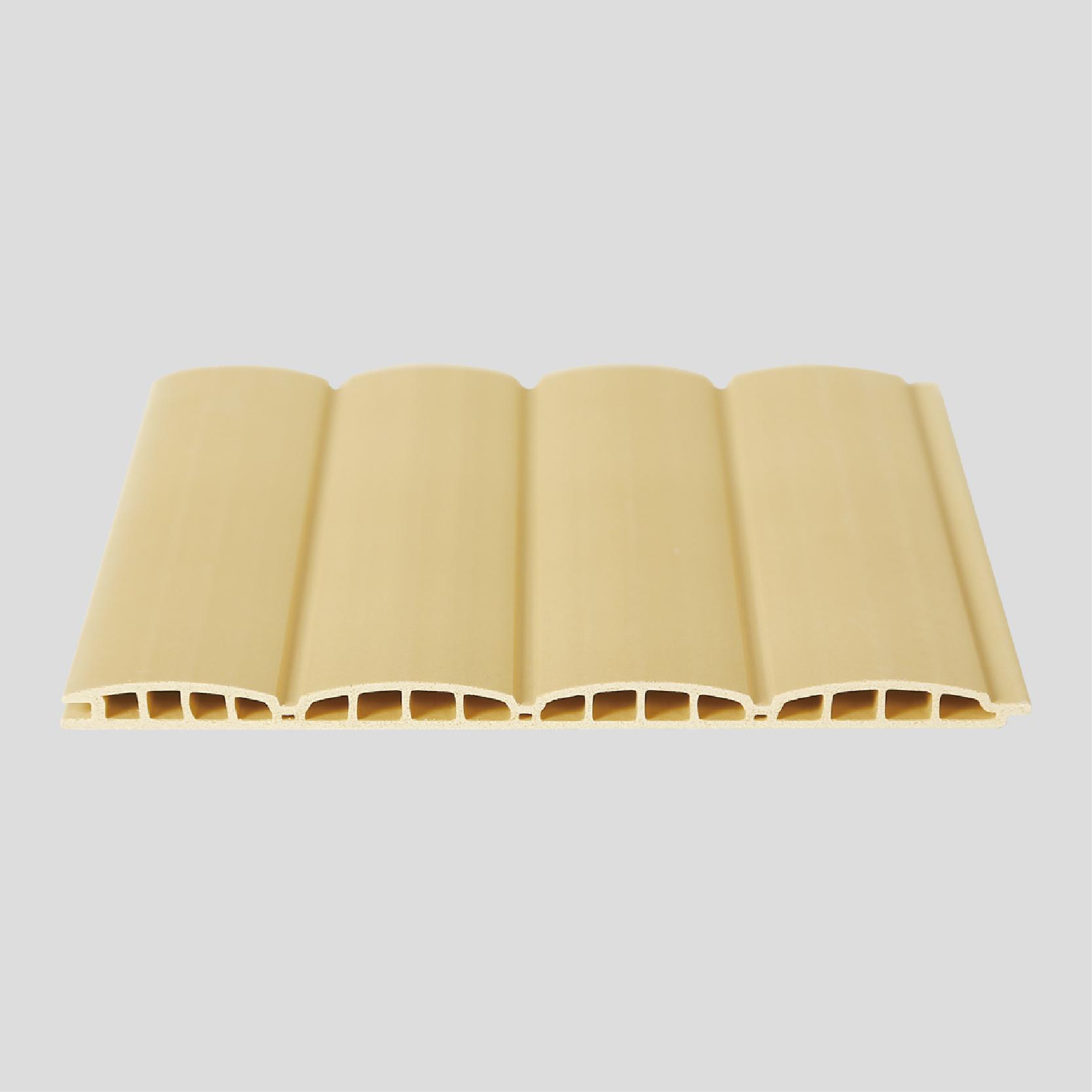 Waterproof No Formaldehyde WPC Material Wardrobe Sliding Door Panel (PB-170)