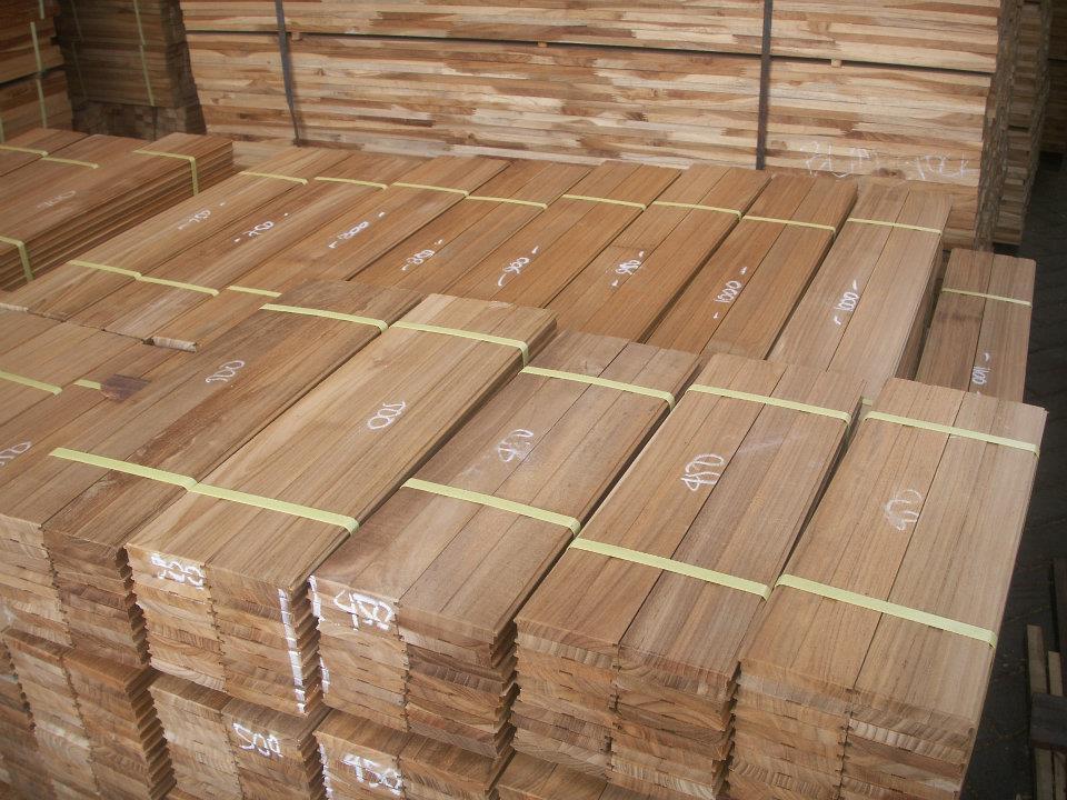 China burma teak wood decking for boat deck