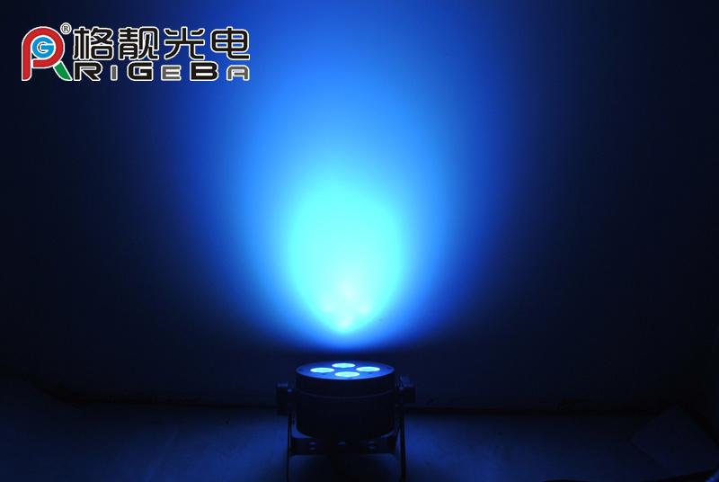 Disco Indoor Stage PAR 36 4*8W RGBW 4in1 Mini LED PAR Light