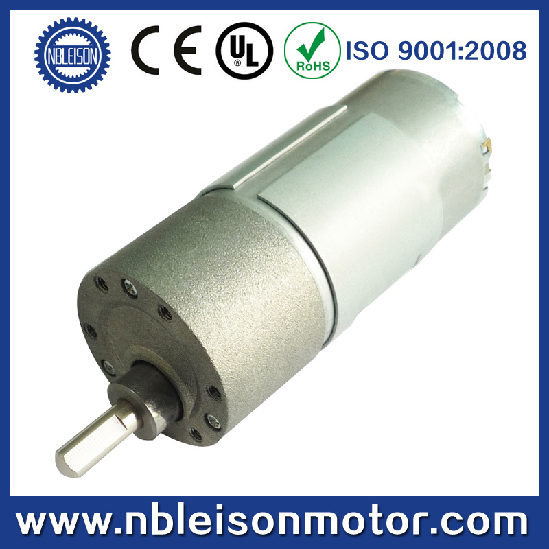 37mm 24V 100rpm DC Gear Motor