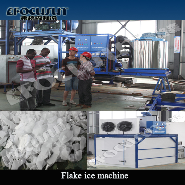 10tons Ice Flake Making Machine