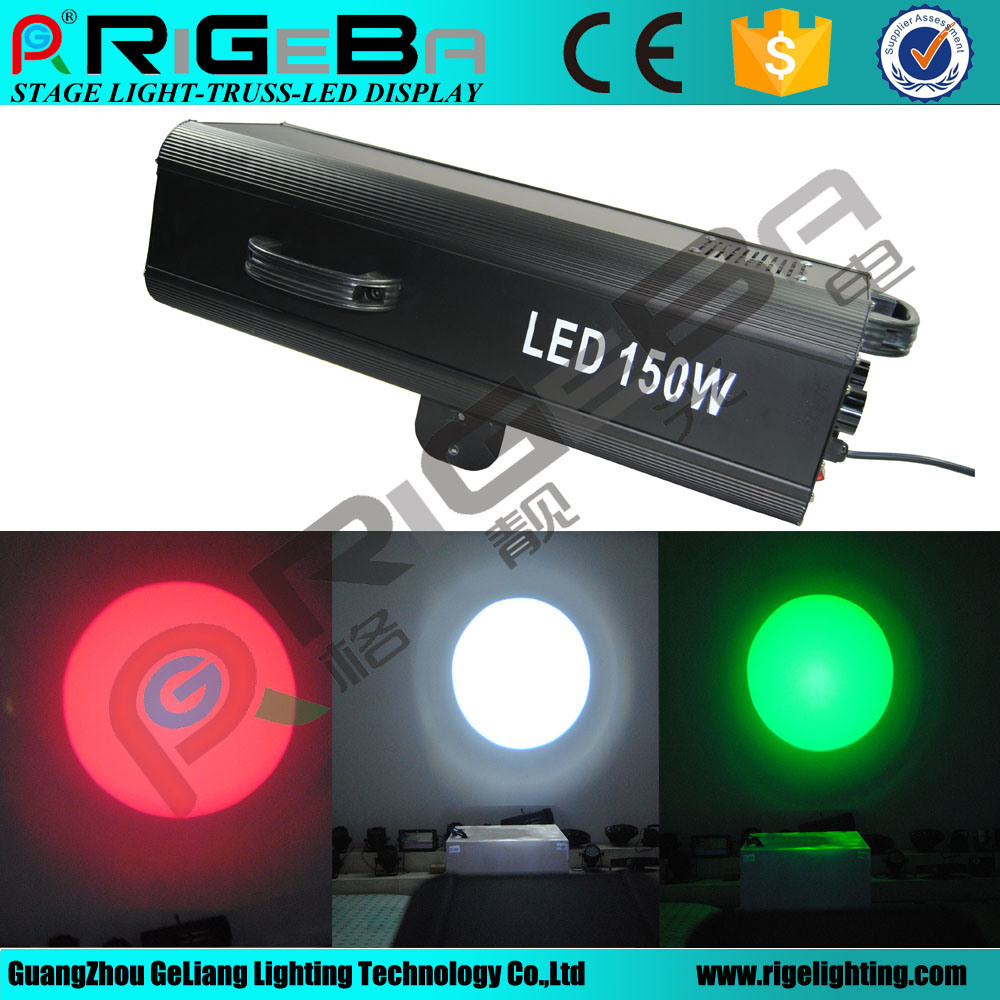 150W/200W LED Follow Multi-Color Stage Light Spotlight