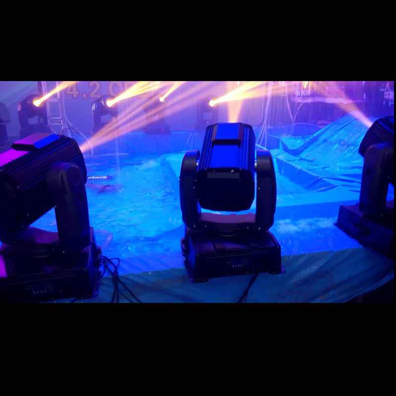 15R Waterproof Moving Head Beam Spot Light Outdoor Light