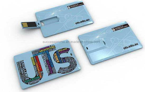Mini USB Flash Drive Card Pendrive Credit Card USB