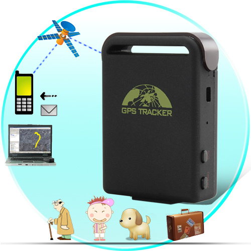 Mini Tracking GPS Tracker GPS102 with Android and Ios Apps