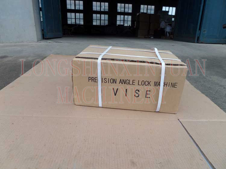 High Quality Precision Angle Lock Machine Vice, Milling Machine Vice