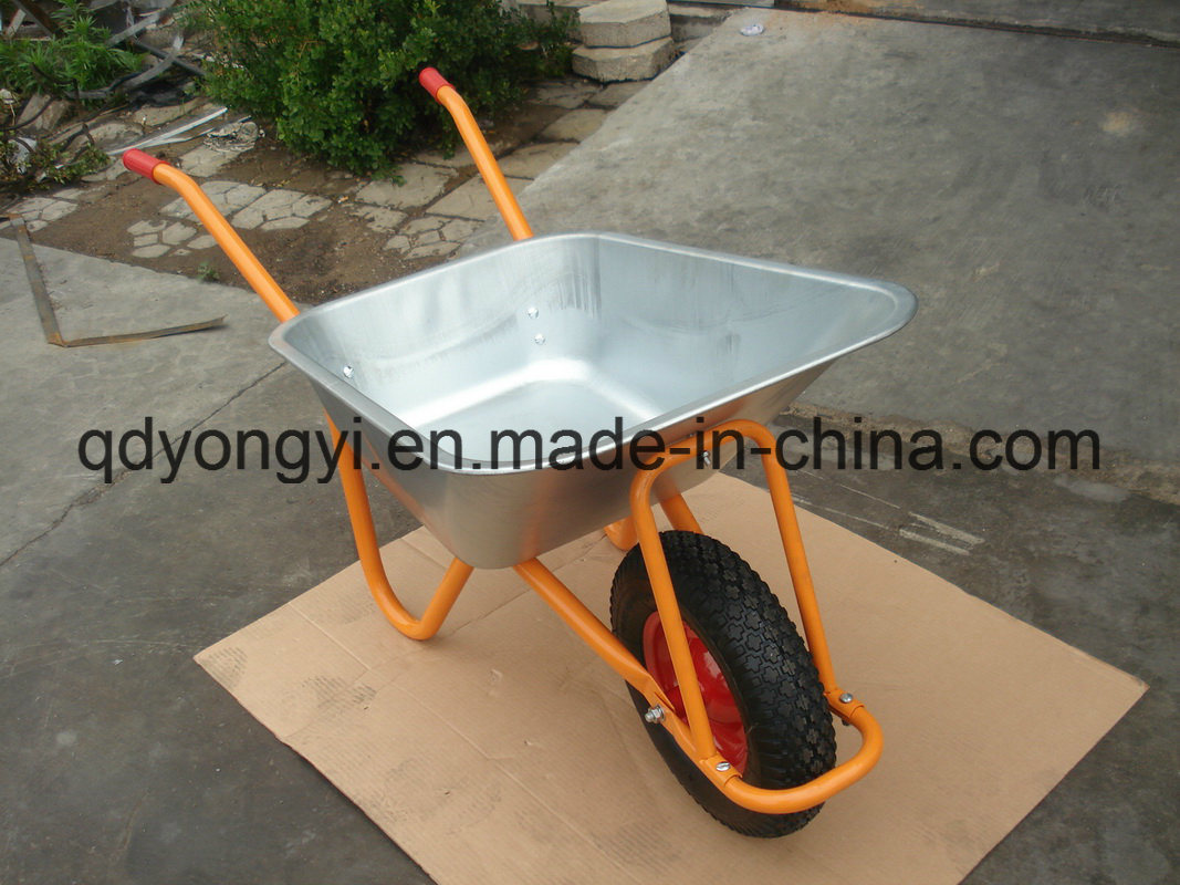 Heavy Duty Wheelbarrow Wb5009 72L