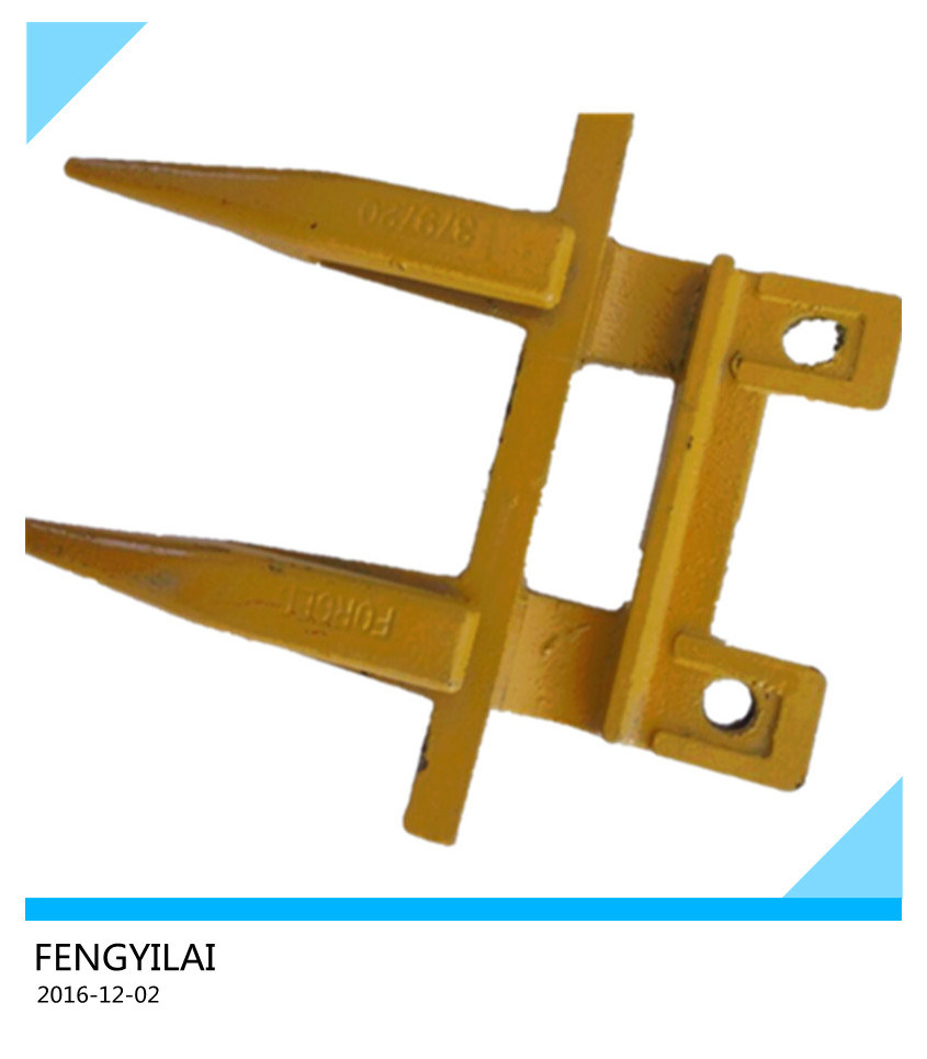 Combine Harvester Cutter Protect Precision Casting Steel for Nh, Claas Knife Guard