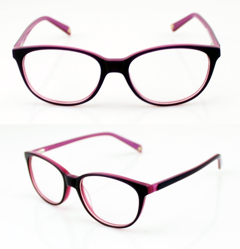 2014 New Desgin Fashion Acetate Optical Frame Eyewear