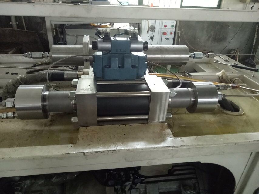Waterjet Cutting Machinery High Pressure Parts of Intensifier with Nice Quality