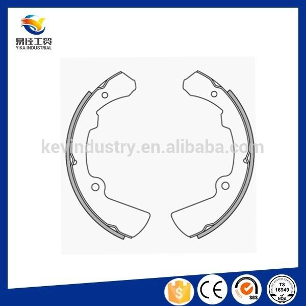 Hot Sale Auto Brake Systems Auto Parts Brake Shoe