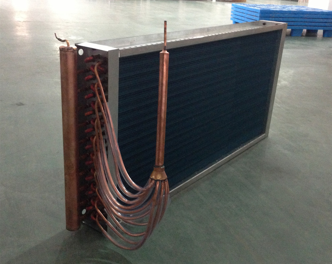 Dehumidifier Heat Exchanger HVAC Copper Coils