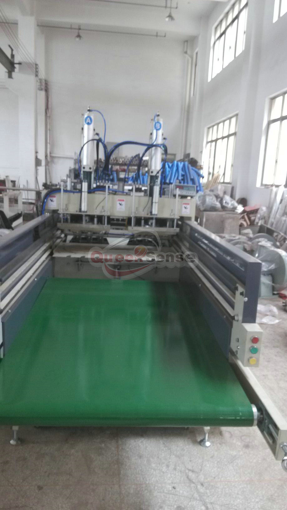 High Speed T-Shirt Bag Making Machine