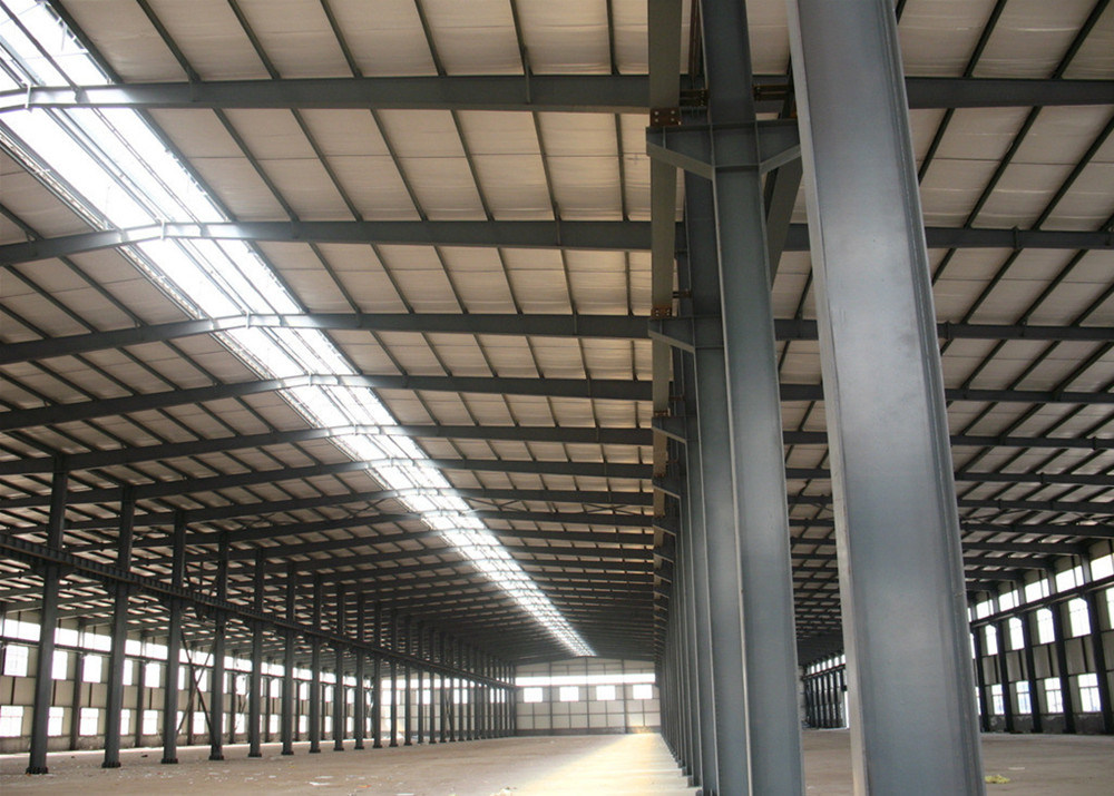 Sandwich Panel Container House Steel Structure Warehouse