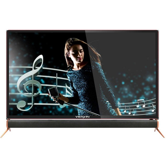 "55"" LED TV for Home with Shakeproof"