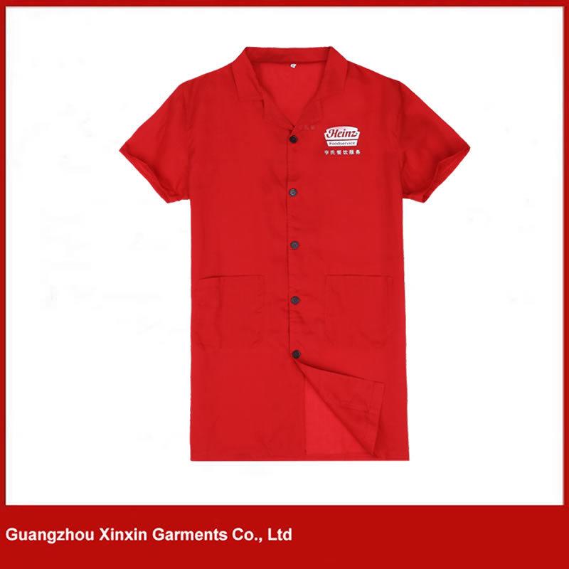 Custom Made Short Sleeve Work Coverall for Summer (W271)