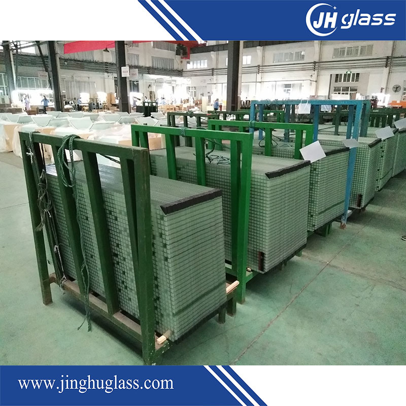 3-19mm Flat/Bent Tempered Glass