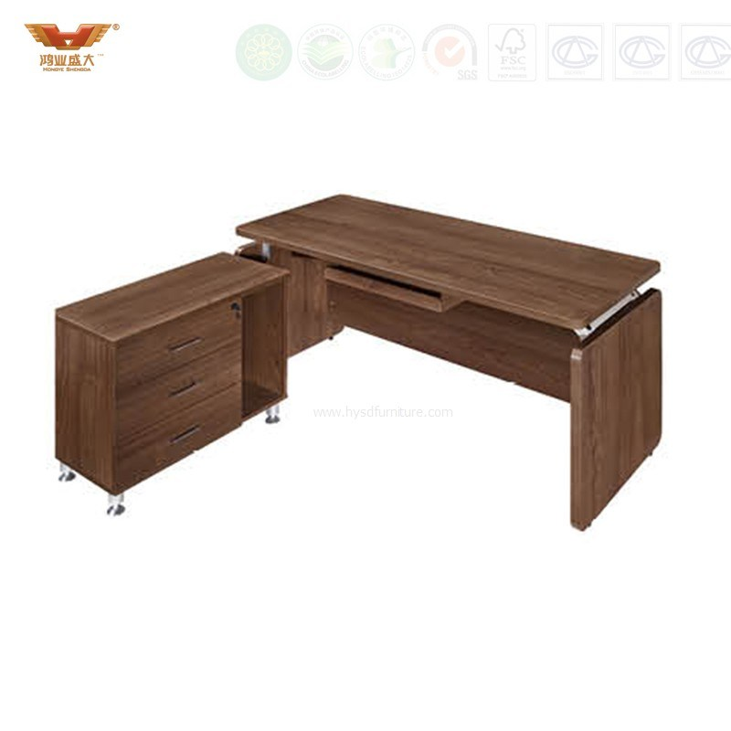 Modern Office Furniture Wooden Office Desk (HY-JT10)