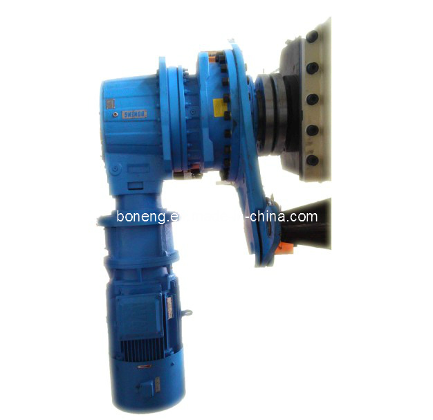 P Series Gear Reducer Planetary Gearbox, Planetary Geared Motor