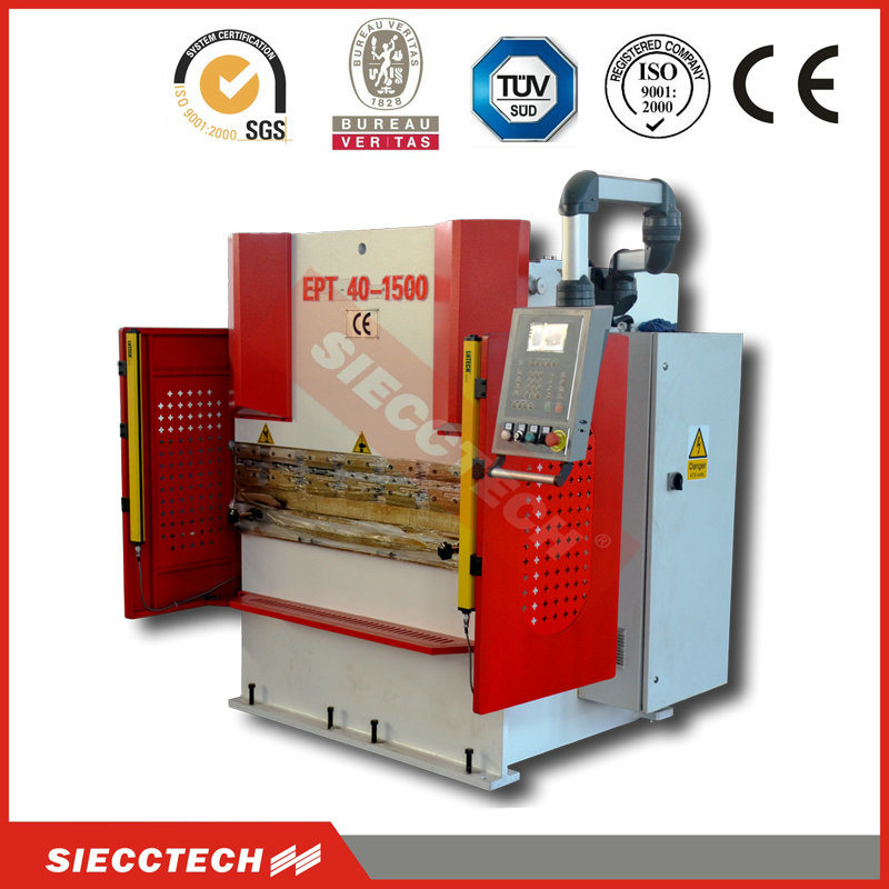 40t Hydraulic Metal Plate Bending Machine