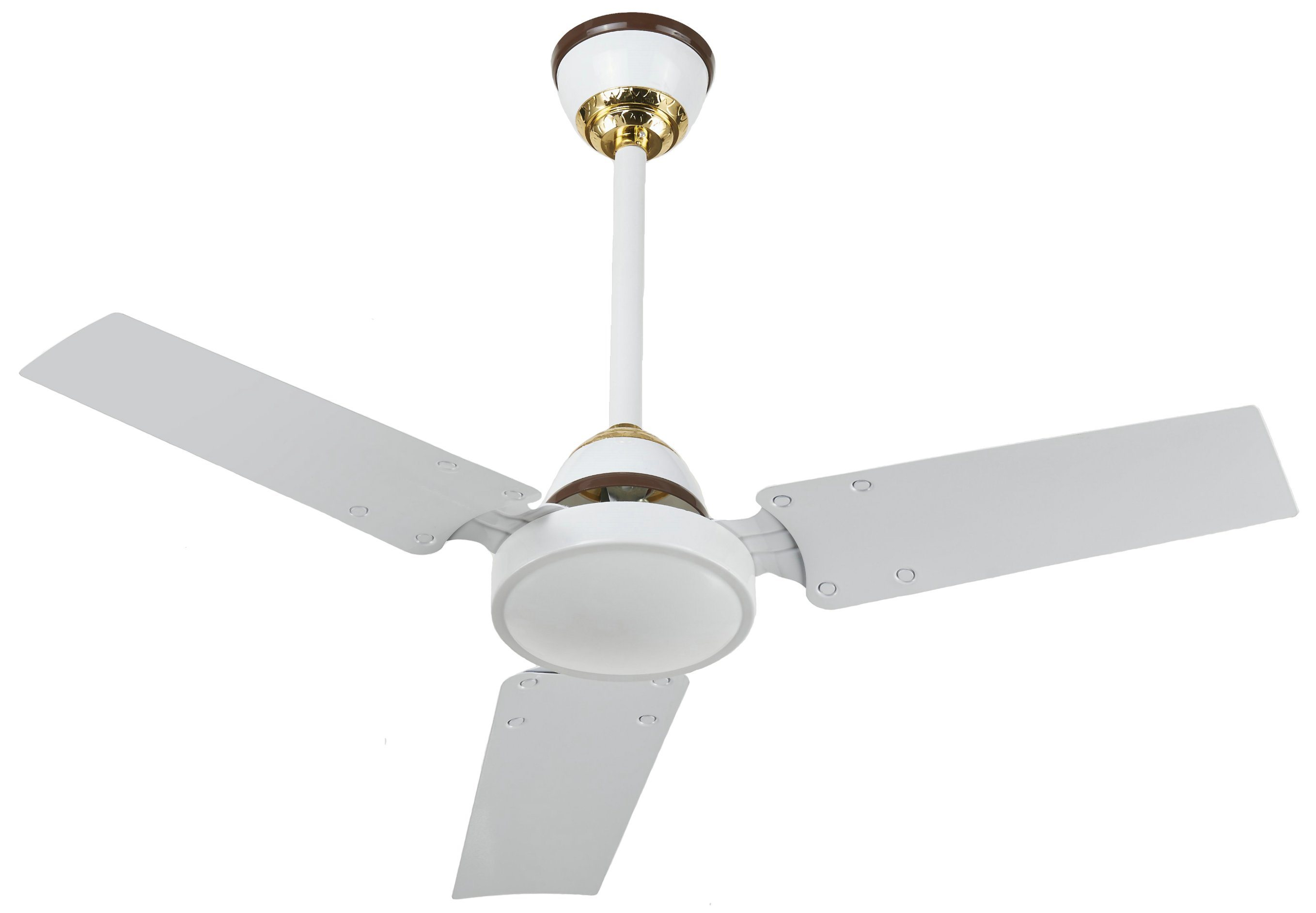 "48"" Solar DC 12V Ceiling Fan with Remote Control"
