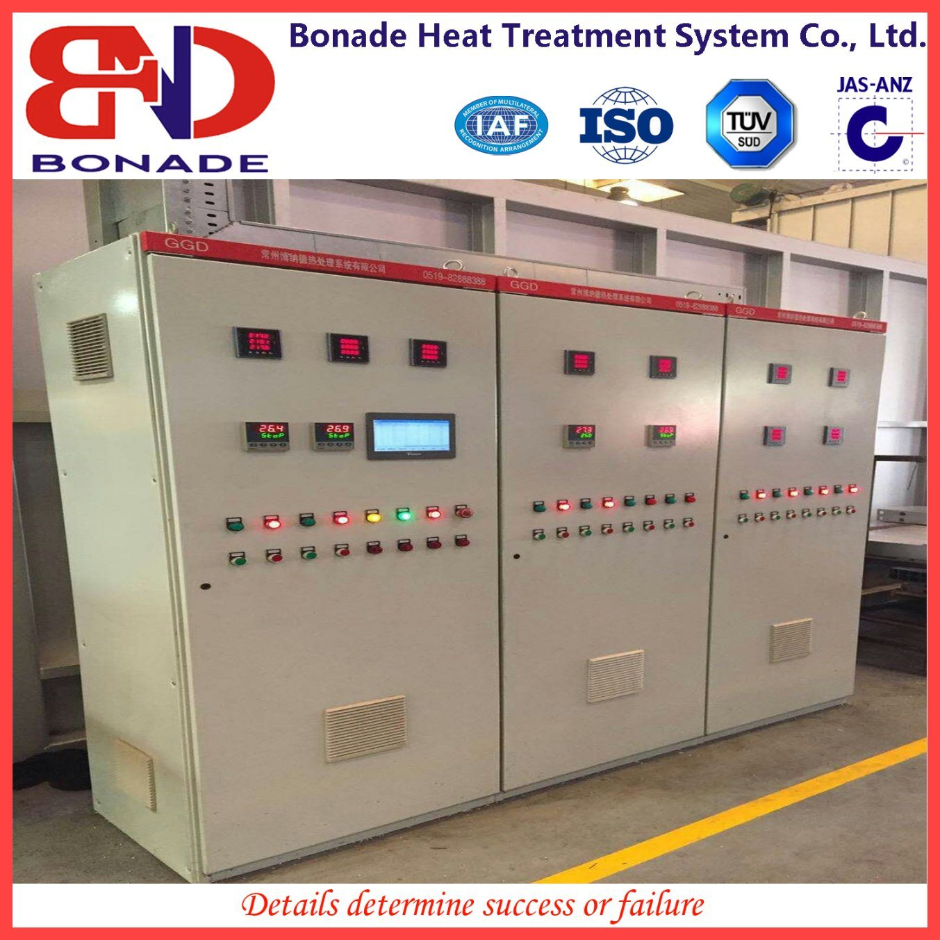 Pit Type Carburizing Furnace with Heat Treatment Production Line