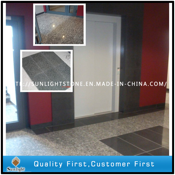 Chinese Natural Granite, Slate, Basalt Paving Slabs for Sale